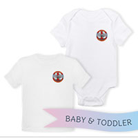 _T-Shirt/Onesie (Toddler/Baby): 1/10 Marines