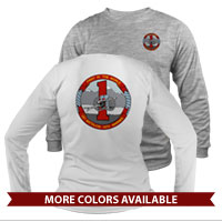 _Long Sleeve Shirt (Unisex): 1/10 Marines