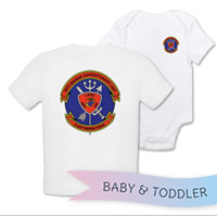 _T-Shirt/Onesie (Toddler/Baby): 24th MEU