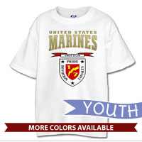 _T-Shirt (Youth): 1/7 Welcome Home