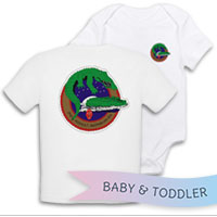 _T-Shirt/Onesie (Toddler/Baby): 2nd AAB