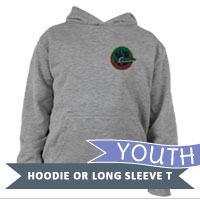 _Youth Hoodie or Long Sleeve Shirt: 2nd AAB