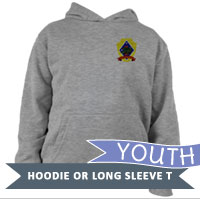 _Youth Hoodie or Long Sleeve Shirt: 3rd AAB
