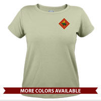 _T-Shirt (Ladies): 4th AAB