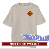 _T-Shirt (Youth): 4th AAB