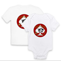 _T-Shirt/Onesie (Toddler/Baby): 2nd Tanks