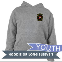 _Youth Hoodie or Long Sleeve Shirt: HMH 362