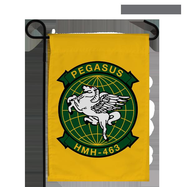 Garden Flag: HMH 463