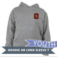 _Youth Hoodie or Long Sleeve Shirt: HMH 465