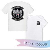 _T-Shirt/Onesie (Toddler/Baby): HMH 466