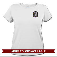 _T-Shirt (Ladies): MAWTS 1