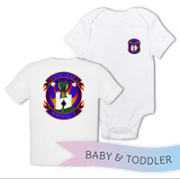 _T-Shirt/Onesie (Toddler/Baby): MWHS 2