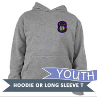 _Youth Hoodie or Long Sleeve Shirt: MWHS 2