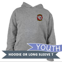 _Youth Hoodie or Long Sleeve Shirt: MWSS 373