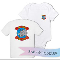 _T-Shirt/Onesie (Toddler/Baby): MWSS 374