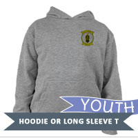 _Youth Hoodie or Long Sleeve Shirt: VMFA 314