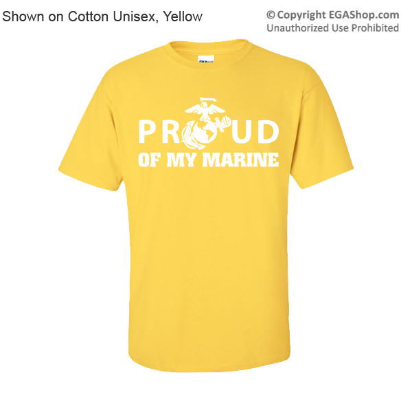 _2nd Btn Yellow Shirts (Made in USA!): You choose design