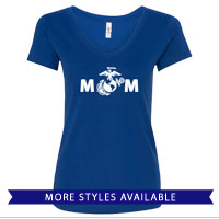 _Ladies Tank Top or V-Neck (Blue Only): You choose design