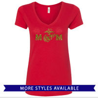 _Ladies Tank Top or V-Neck (Red Only): You choose design