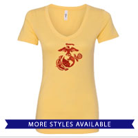 _Ladies Tank Top or V-Neck (Yellow Only): You choose design