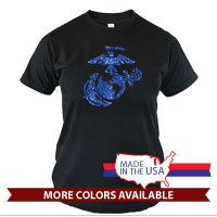 _T-Shirt (Made in USA!): EGA Solo