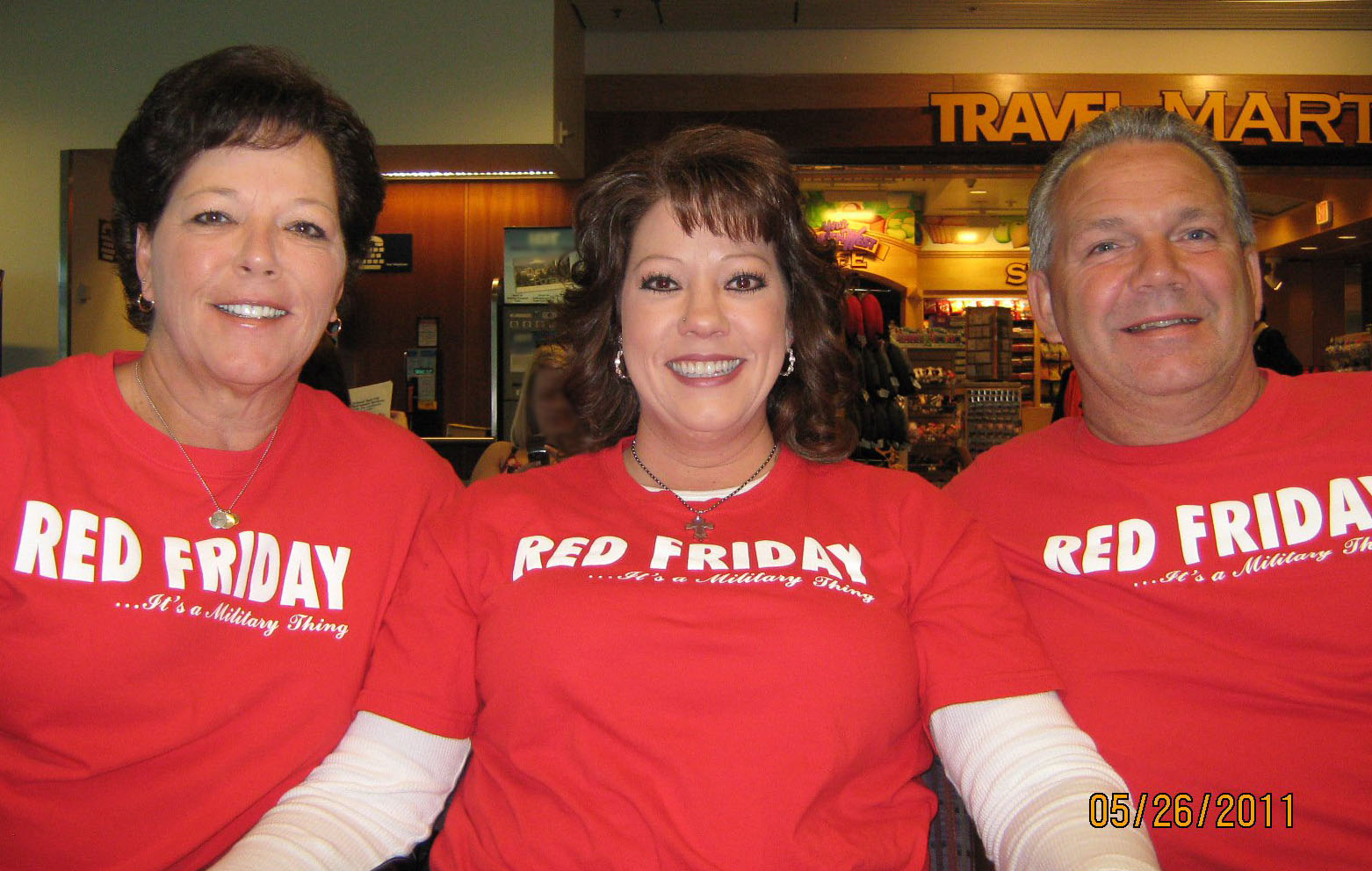 Support Our Troops Wear Red on Fridays Wear Red Friday Shirt