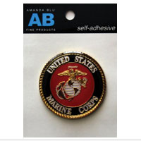 Sticker: Marine Medallion