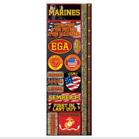 Sticker: Marine Signature Phrases