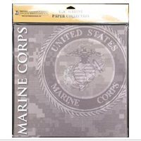 Kit: Marine Corps Theme (20 pages, 12x12)