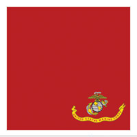 Paper, Marine Corps Flag