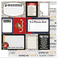 Paper, USMC Journal (Double-Sided)