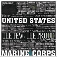 Paper, Live For Marines