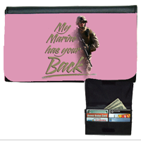 Wallet: My Marine has your Back (Ladies)
