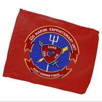 Car Flag: 22nd MEU