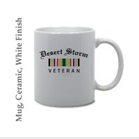Mugs: Campaign Ribbons