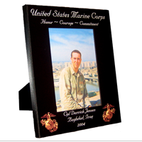 Photo Frame: Custom 8x10 Holds 5x7