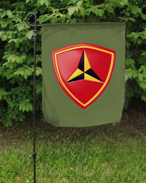 Garden Flag: 3rd Marine Division