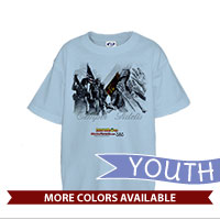 _T-Shirt (Youth): SemperToons - Semper Fidelis