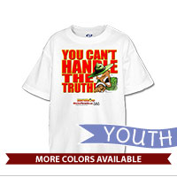 _T-Shirt (Youth): SemperToons - The Truth