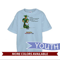_T-Shirt (Youth): SemperToons - Dear Mom