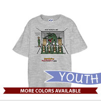 _T-Shirt (Youth): SemperToons - What Recruits See