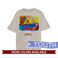 _T-Shirt (Youth): SemperToons - Why Join?