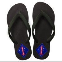 Flip Flops: (adult or youth sizes)1st Marine Division
