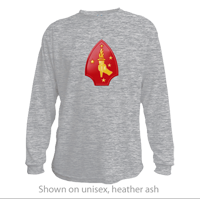 _Long Sleeve Shirt (Unisex): 2nd Marine Division
