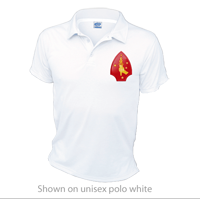 _Polo: 2nd Marine Division (Unisex)
