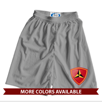 _Athletic Shorts: 3rd Marine Division (Unisex)