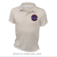 _Polo: 11th Marine Expeditionary Unit (Unisex)