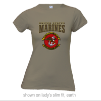 _T-Shirt: 31st MEU (Short Sleeve, Ladies)