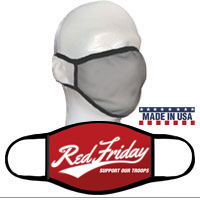 Face Mask: Red Friday