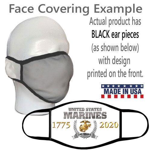 _Face Covering: Marine Corps Birthday 2020